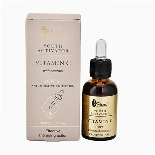 Serum Vitamin C Ava Youth Activation Ba Lan trắng da trị nám