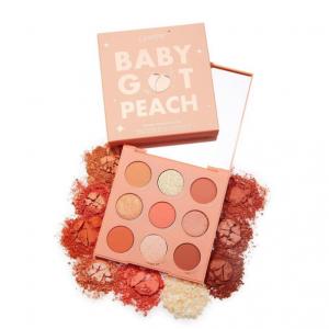 Bảng Màu Mắt ColourPop Baby Got Peach