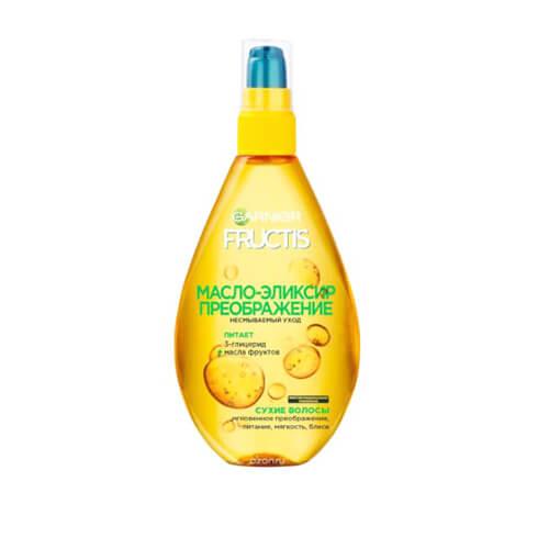 Tinh dầu dưỡng tóc Garnier Fructis Wunder Ol Nga - 150ml
