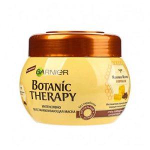Kem ủ tóc chiết xuất sữa ong chúa Garnier Botanic Therapy Nga - 300ml