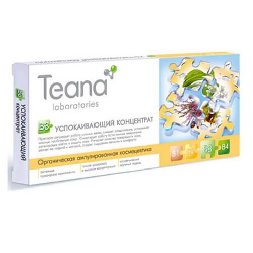 Serum Teana B3 trị mụn, chống viêm tấy mẩn đỏ và mờ thâm sẹo