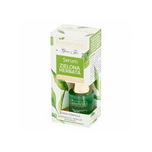 Serum đặc trị da mụn Bielenda Green Tea - 15ml
