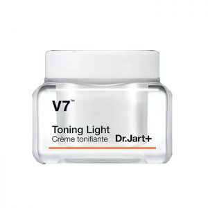 Kem dưỡng trắng da V7 Toning Light Dr.Jart+ mini - 15ml