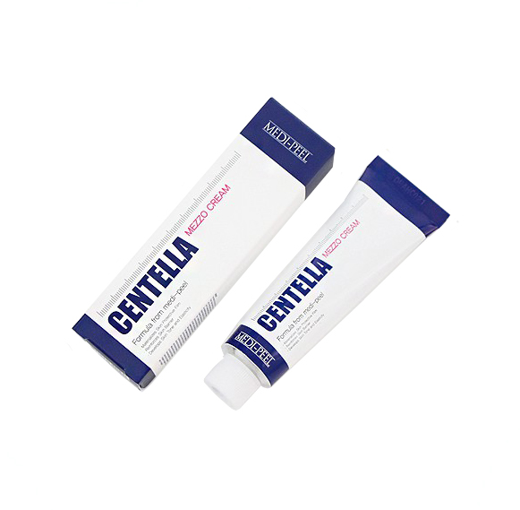 Kem rau má trị mụn phục hồi da MediPeel Centella Mezzo Cream