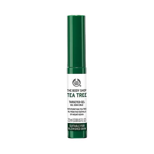 Gel chấm mụn trị thâm The Body Shop Tea Tree Gel - 2.5ml