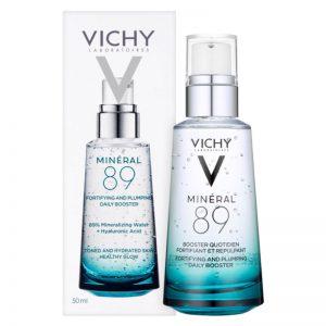 Dưỡng chất cô đặc Vichy Mineral 89 - phục hồi, bảo vệ da