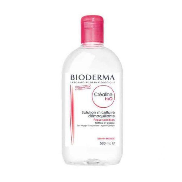 Nước tẩy trang Bioderma hồng 500ml