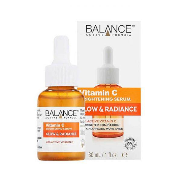 Serum Balance Vitamin C làm sáng da trị thâm Active Formula Active Formula - 30ml