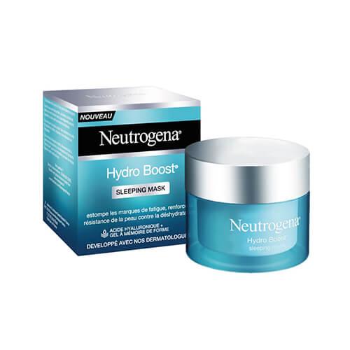 Mặt nạ ngủ Neutrogena cấp nước cho da Hydro Boost 3d Sleeping Mask - 50g