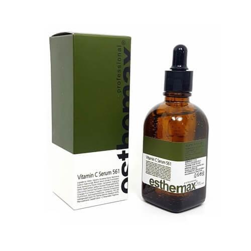 Serum Vitamin C 561 Esthemax dưỡng trắng chống lão hóa - 100ml