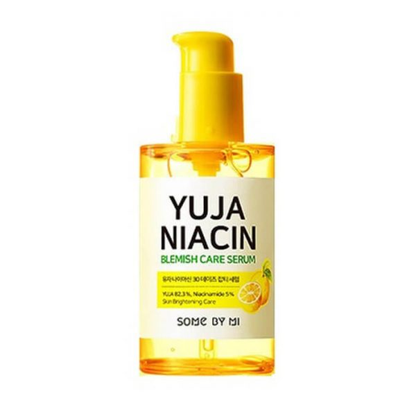 Serum trị thâm mụn Some By Mi Yuja Niacin 30 Days Blemish Care Serum 50ml