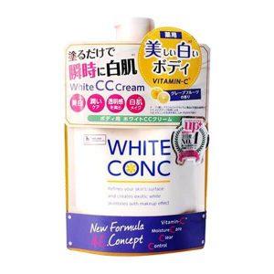 Sữa dưỡng thể trắng da White Conc nhập khẩu Nhật Bản - 200ml