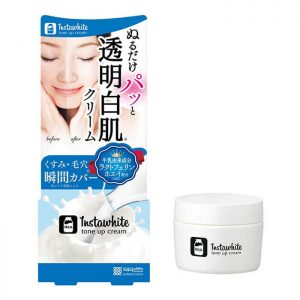 Kem dưỡng trắng da Instawhite Tone Up Cream Nhật Bản