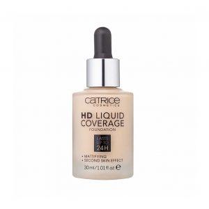 Kem nền Cartrice HD Liquid Coverage Foundation - 30ml