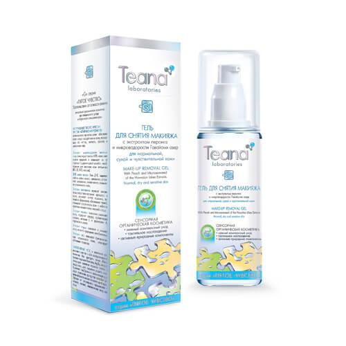 Gel tẩy trang Teana G2 cho da dầu và da hỗn hợp - 125ml