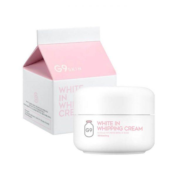 Kem Dưỡng Trắng G9-Skin White In Whipping - 50g