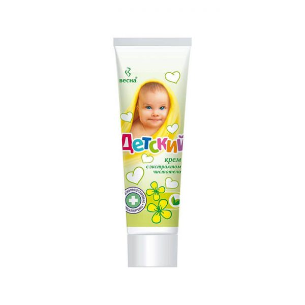 Kem dưỡng ẩm Becha chống kích ứng cho trẻ em - 45ml