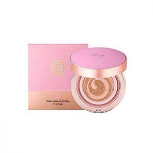 Phấn nước DPC Pink Aura Cushion dưỡng da mềm mịn - 50g