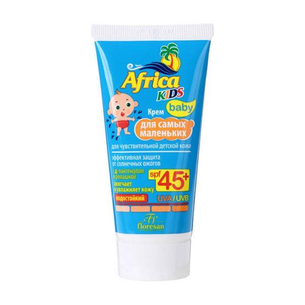 Kem chống nắng SPF 45 Africa Kids dành cho bé và làn da nhạy cảm
