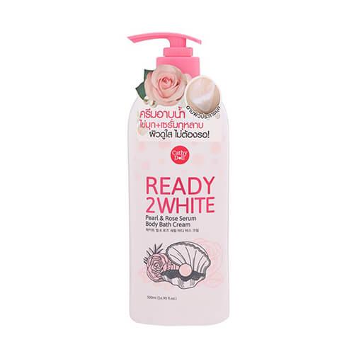 Sữa tắm trắng da ngọc trai Cathy Doll Ready - 500ml