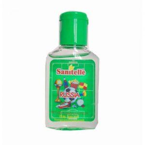 Gel rửa tay khô diệt khuẩn SANITELLE của Nga - 50ml