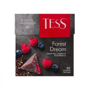 Trà thảo mộc Tess Forest Dream hình kim tự tháp – 40gam