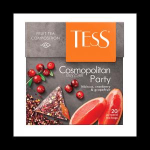 Trà thảo mộc Tess Cosmopolitan Party hình kim tự tháp - 40gam