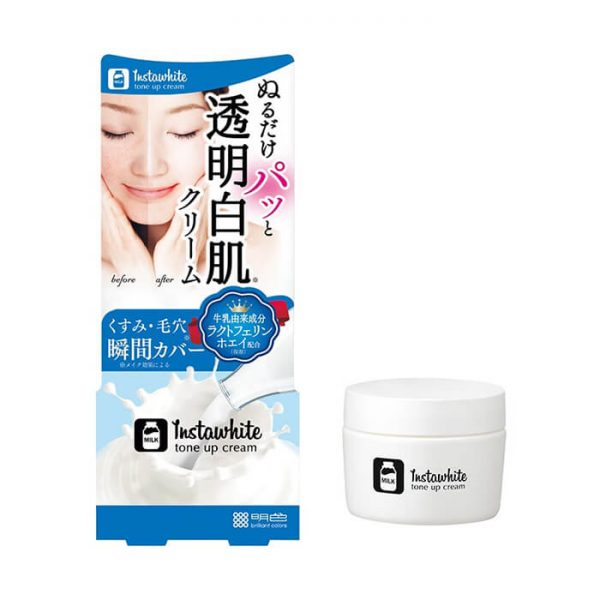 Kem dưỡng trắng Instawhite Tone Up Cream Meishoku nhật - 50g