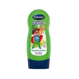 Sữa tắm gội Bubchen (xanh lá cây) - 230ml