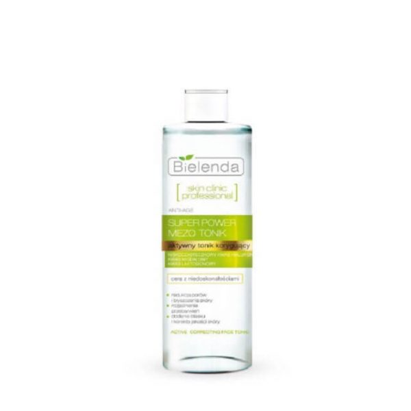 Nước hoa hồng Bielenda Skin Clinic Professional - 200ml