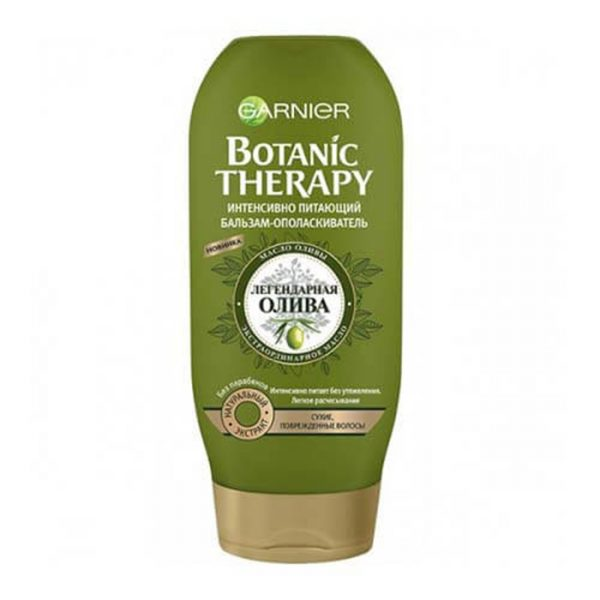 Dầu xả Garnier Botanic Therapy tinh chất oliu của Nga - 200ml