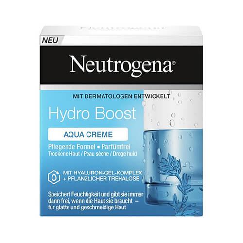 Kem dưỡng ẩm Neutrogena Hydro Boost Water Creme dành cho da khô - 50ml