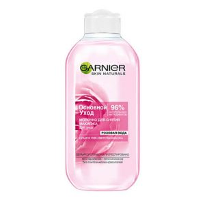 Nước hoa hồng Garnier dành cho da nhạy cảm và da khô - 200ml
