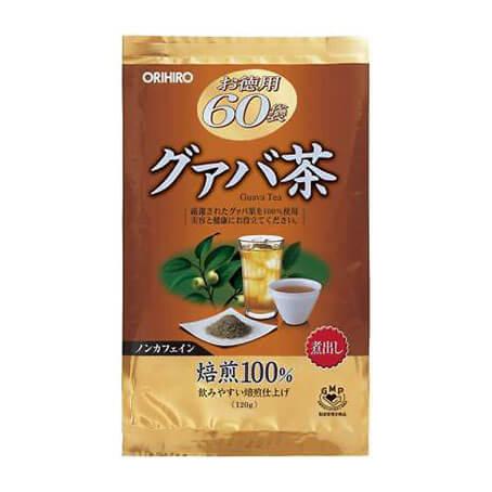 Trà lá ổi Orihiro 60 gói