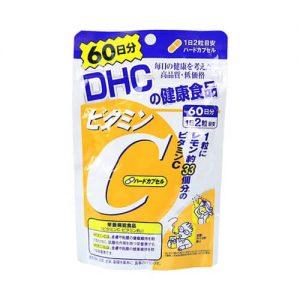 Viên uống bổ sung Vitamin C DHC 120 viên