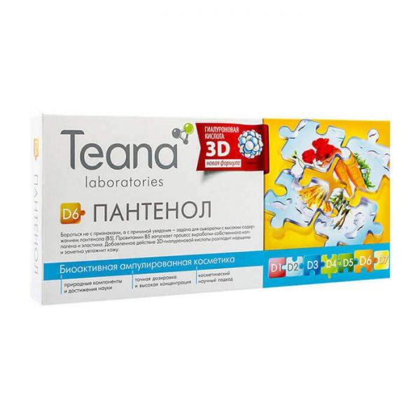 Serum Teana D6 giúp tái tạo da - 20ml