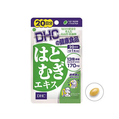 Viên uống trắng da DHC 20 viên nhập khẩu Nhật Bản