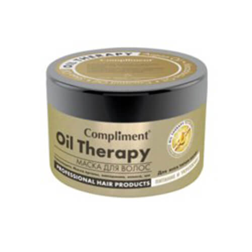 Ủ tóc Oil Therapy Compliment - 500ml