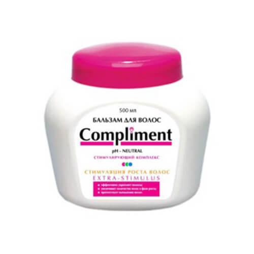 Ủ tóc Compliment Balm Extra-Stimulus để kích thích mọc tóc - 500ml