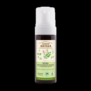 Dung dịch vệ sinh phụ nữ Anteka hoa keo trắng và trà xanh - 150ml