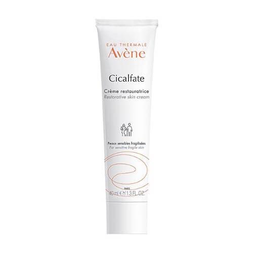 Kem tái tạo da ngừa sẹo thâm Avene Cicalfate Repair Cream mẫu mới nhất - Cicalfate 40ml