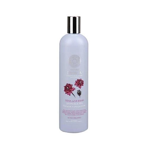 Sữa tắm thảo dược Natura Siberica hoa sen - 550ml