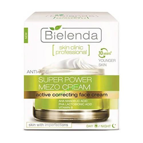 Kem dưỡng ngày đêm Bielenda Skin Clinic Professional khôi phục và chống lão hóa da - 50ml