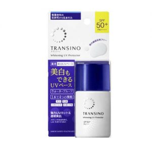 Kem chống nắng Transino Whitening UV Protector SPF50+ PA++++