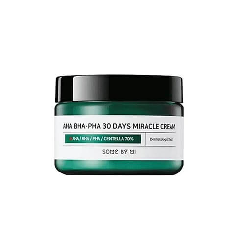Kem dưỡng trị mụn Some By Mi AHA-BHA-PHA 30 Days Miracle Cream - 60g
