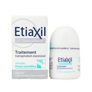 Lăn khử mùi Etiaxil đặc trị hôi nách lọ 15ml của Pháp