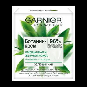 Kem dưỡng Garnier trà xanh dành cho da dầu và da hỗn hợp - 50ml