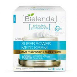 Kem dưỡng ẩm Bielenda Skin Clinic Professional chống lão hóa - 50ml