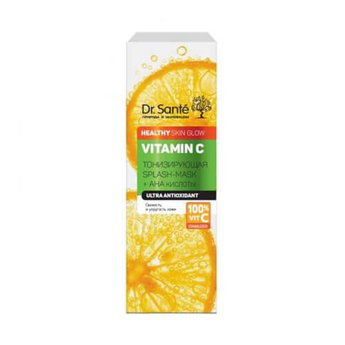 Kem mắt Dr Sante Vitamin C làm mờ nếp nhăn trị thâm vùng da quanh mắt - 15ml