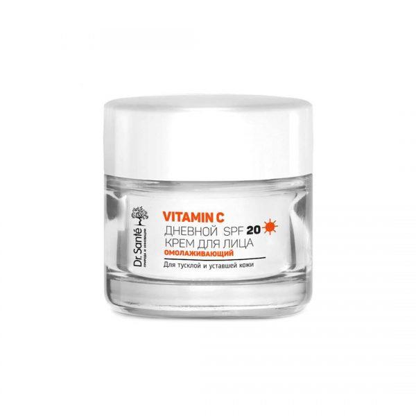 Kem dưỡng da Vitamin C Dr Sante ban ngày - 50ml SPF 20